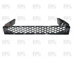 Решетка бампера для Toyota FJ Cruiser '06- черная (FPS)