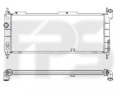 Радиатор охлаждения двигателя для OPEL (FPS) FP 52 A276