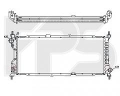 Радиатор охлаждения двигателя для OPEL (FPS) FP 52 A278
