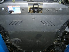 Кольчуга Защита картера двигателя для Chevrolet Epica '06-12, МКПП, V-все (Кольчуга)