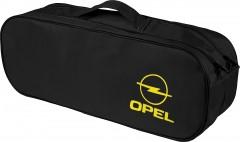 Сумка технической помощи Opel черная