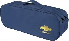 Сумка технической помощи Chevrolet синяя