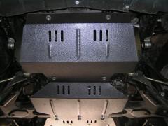 Кольчуга Защита картера двигателя для Great Wall Safe '07-, V-2,2; 2,3; 2,8D, МКПП (Кольчуга)