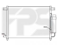 Радиатор кондиционера для CHEVROLET (FPS) FP 17 K336