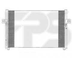 Радиатор кондиционера для HYUNDAI (NRF) FP 32 K301