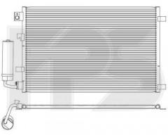 Радиатор кондиционера для NISSAN (Koyorad) FP 50 K149-X