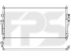 Радиатор кондиционера для NISSAN (Koyorad) FP 50 K298-X