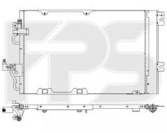 Радиатор кондиционера для OPEL (NRF) FP 52 K130