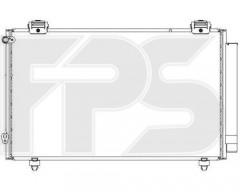 Радиатор кондиционера для TOYOTA (Koyorad) FP 70 K451-X