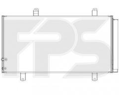 Радиатор кондиционера для TOYOTA (Koyorad) FP 70 K479-X