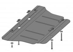 Кольчуга Защита картера двигателя для Hyundai Genesis Coupe '09-, V-2,0 T, АКПП (Кольчуга)