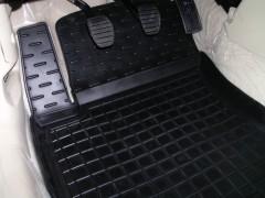Фото 2 - Коврики в салон для BYD G6 '11- резиновые, черные (AVTO-Gumm)