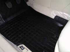 Фото 3 - Коврики в салон для BYD G6 '11- резиновые, черные (AVTO-Gumm)