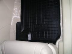 Фото 4 - Коврики в салон для BYD G6 '11- резиновые, черные (AVTO-Gumm)