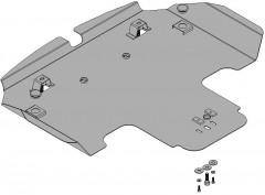 Кольчуга Защита картера двигателя для Subaru Tribeca B9 '05-07, V-3.0, АКПП (Кольчуга)