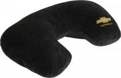 Подушка-подголовник Chevrolet черная