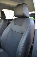 Авточехлы Dynamic для салона Skoda Octavia A5 '05-13, без заднего подлокотника (MW Brothers)