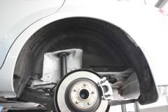 Подкрылок задний правый для Ford Mondeo '07-14 (Novline)