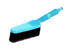 Щетка для мытья с насадкой для шланга и клапаном KUFIETA