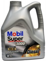 Mobil Super 3000 Diesel 5W-40 (4л)