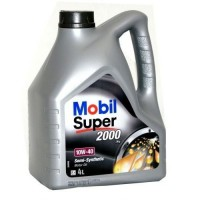 Mobil Super 2000 X1 10W-40 (4�)