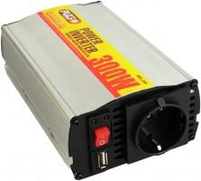 Инвертор / преобразователь напряжения Pulso IMU-300, 300Вт
