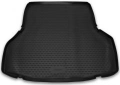 Коврик в багажник для Hyundai Genesis '12-, полиуретановый (Novline)