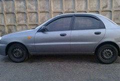 ���������� ���� ��� Chevrolet Lanos / Sens '05- (Auto �lover)