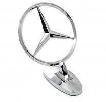 Эмблема на капот RS KT-008 Mercedes