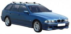 Багажник на рейлинги для BMW 5 E39 Touring '96-03, сквозной (Whispbar-Prorack)