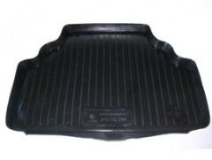 Коврик в багажник для Lada (Ваз) 2104 универсал, резино/пластиковый (Lada Locker)