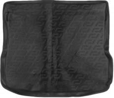 L.Locker Коврик в багажник для Audi Q5 '08-17, резино/пластиковый (Lada Locker)