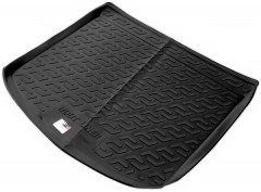 Коврик в багажник для Mazda 3 '09-13 хетчбэк, резино/пластиковый (Lada Locker)