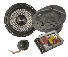 Автоакустика Kicx GFQ 6.2