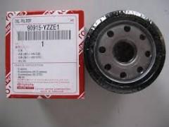 Масляный фильтр оригинальный Toyota 90915YZZE1