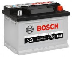 Автомобильный аккумулятор BOSCH Silver (S3004) 53Ач