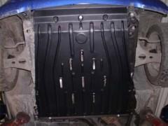 Защита картера двигателя для Mercedes A-Class W168 '97-04, 1,6; 1,9D, АКПП (Полигон-Авто)
