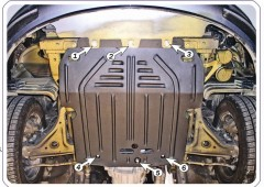 ������ ��������� + ������ ��� Opel Omega B '94-03, 2,0; 2,2; 2,5TD; 2,5V6 (�������-����)