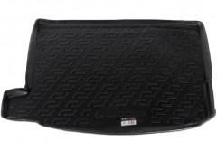 Коврик в багажник для Honda Civic 5D '12-, резино/пластиковый (Lada Locker)