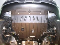 Защита картера двигателя для Volkswagen Beetle '97-10, 1,4; 1,6; 2,0 (Полигон-Авто)