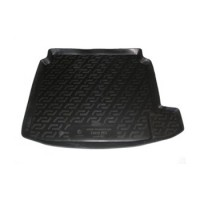 L.Locker Коврик в багажник для Chery M11 '08- седан, резино/пластиковый (Lada Locker)