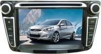 Штатная магнитола PHANTOM DVM-1010G x5 для Hyundai Accent (Solaris) '11-