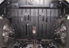 Защита картера двигателя для Toyota Camry V40 '06-11, 3,5; hybrid (Полигон-Авто)