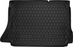 Коврик в багажник для Daewoo Lanos / Sens '98- хетчбэк, резиновый (AVTO-Gumm)