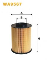 Воздушный фильтр Wix WA9567