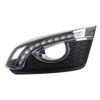 Дневные ходовые огни для Chevrolet Captiva '14- (LED-DRL)