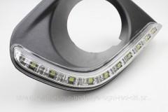 Дневные ходовые огни для Chevrolet Tracker '13- +V2(LED-DRL)