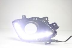 Дневные ходовые огни для Mazda 6 '13- (LED-DRL)