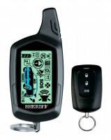 Автомобильная сигнализация двухсторонняя Sheriff ZX-1070 PRO