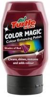 Полироль Turtle Wax Color Magic темно-красный (300мл)